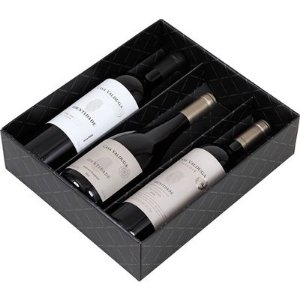 Kit Casa Valduga Leopoldina (Merlot + Chardonnay + Merlot Rose)