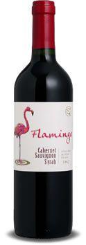 Flamingo Red Blend Cabernet Sauvignon - Syrah