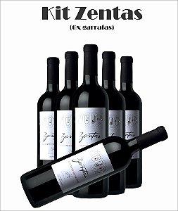 Combo Zentas (Opções das uvas, Vide Descrição)