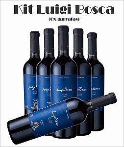 Combo (6x Luigi Bosca) (Opções das uvas, Vide Descrição)