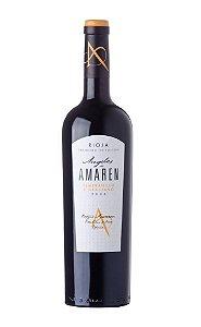 Ángeles de Amaren Tempranillo y Graciano Rioja  (750ml)