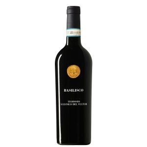 Basilisco Teodosio Aglianico del Vulture  (750ml)