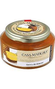 Casa Madeira Geleia Tradicional de Abacaxi com pedaços (240g)