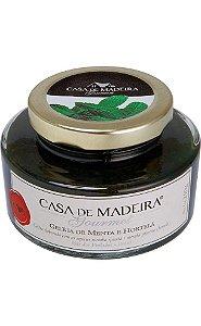 Casa Madeira Geleia Gourmet de Menta com Hortelã (240g)