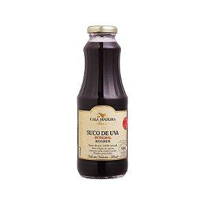 Casa Madeira Suco de Uva Kosher Integral (500ml)