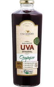 Casa Madeira Suco de Uva Orgânico (1L)