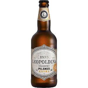 Cerveja Leopoldina Pilsener Extra (500ml)