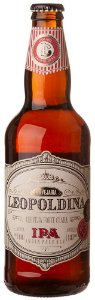 Cerveja Leopoldina IPA (Indian Pale Ale) 500ml