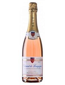 Crémant de Bourgogne Rosé Brut François Labet (750ml)