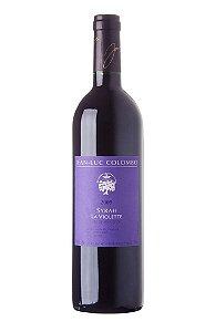 Jean-Luc Colombo Syrah La Violette Languedoc VdP d'Oc  (750ml)
