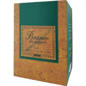 Vinho Branco dos Amigos Bag in Box 5 Litros