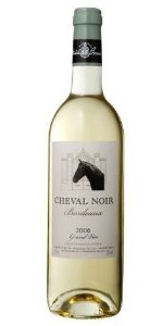 Cheval Noir Branco 2012    (750ml)