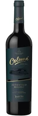 Colomé Autentico Malbec   (750ml)