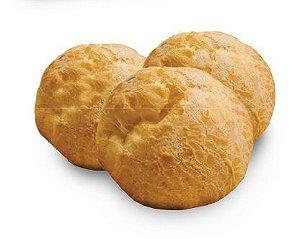 Pão de Queijo Tradicional 25 gr (80 unidades) - Pacote 2kg