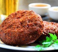 BOLINHO Carne ( 10 unidades)   1,2kg