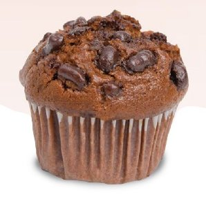MUFFIN Chocolate  75g (1 Unidade)
