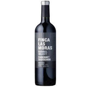 Finca Las Moras Barrel Select Cabernet Sauvignon  (750ml)
