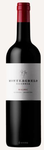 Bodega Bressia Monteagrelo Malbec (750ml)