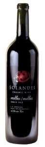 Solandes Malbec-Malbec Roble (750ml)