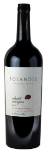Solandes Coleccion Roble Cabernet Sauvignon (750ml)