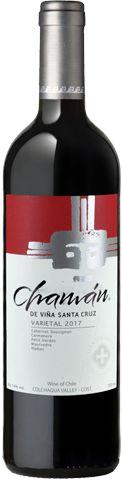 Vina Santa Cruz Chaman Varietal Blend Tinto (750ml)
