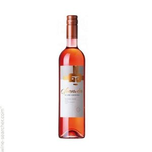 Vina Santa Cruz Chaman Reserva Rose (750ml)
