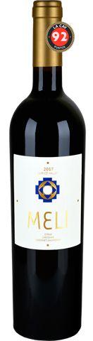 Meli Blend Tinto Syrah/Carignan/Cabernet Suavignon (750ml)