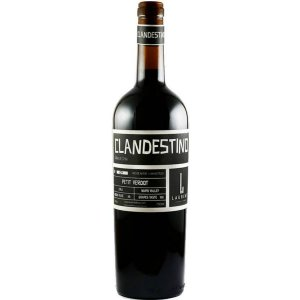 Laurent  Clandestino Petit Verdot (750ml)