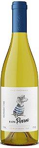 Siete Perros Chardonnay (750ml)