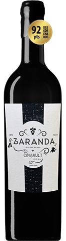 Zaranda Cinsault 750 ml