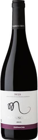 Manuscrito Rioja Garnacha (750ml)