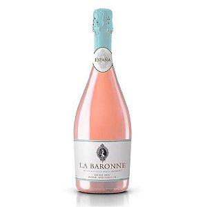 Espumante La Barrone Rose Demi Sec (750ml)