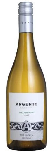 Argento Seleccion  Chardonnay  (750ml)