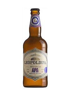 Cerveja Leopoldina American Pale Ale - APA (500ml)