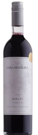Casa Madeira Suco de Uva Premium Tinto (750ml)
