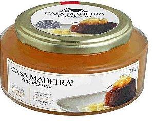 Casa Madeira Vinho & Fruta - Calda de Chardonnay c/ Pera (240g)