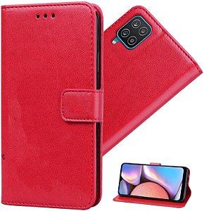 Capa Carteira para Samsung Galaxy A12 M12 2021