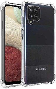Capa Anti Shock Samsung Galaxy M62 +Pelicula de Vidro 3d