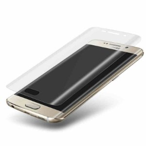 Pelicula de Silicone Samsung Galaxy S7 Edge Tela Curva