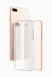 "Capa Ultra Slim IPhone 8 Plus 5.5"" Polegadas"