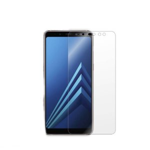 Pelicula De Gel Samsung Galaxy A8 Plus 2018 A730 Tela Toda