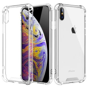 Capa Anti Shock Para IPhone XS Max 6.5 Polegadas