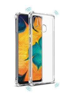 Capa Anti Shock Samsung Galaxy A20 2019