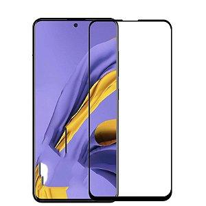 Pelicula de Vidro 3D Samsung Galaxy A51 Tela Toda