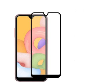 Pelicula de Vidro 3D Samsung Galaxy A01 Tela Toda