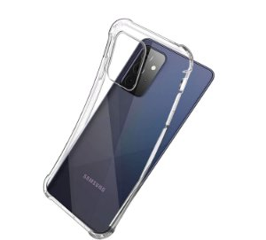Capa Anti Shock para Samsung Galaxy A72 +Pelicula de Vidro 3D