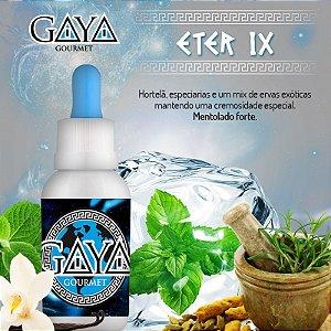 Liquido GAYA Gourmet Éter IX (Mentolado)