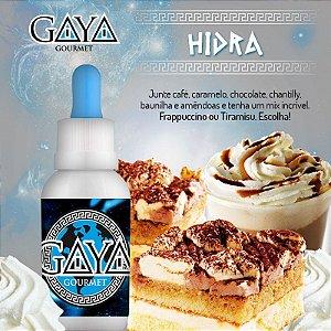Liquido GAYA Gourmet Hidra (Café / Baunilha)