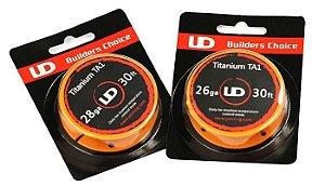 Fio Titanium TA1- 10 Metros - UD Youde Technology