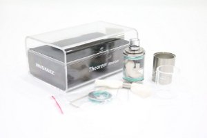 Atomizador Wismec Theorem RTA com NotchCoil